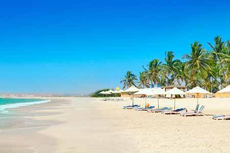 Muscat Beach