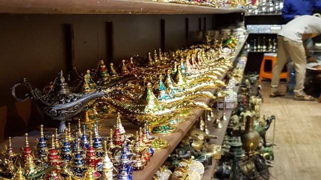 Shopping in Mutrah Souk