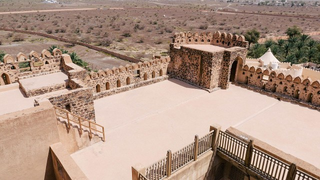 One of the most attractive historical places, a must visit if you love to know more about Oman culture