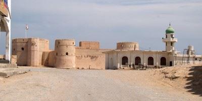 Al Hazm Fort