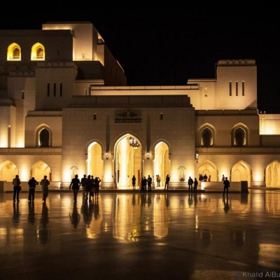 Muscat City Tour Night