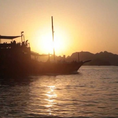 Sunset Dhow Cruise Sea Tour
