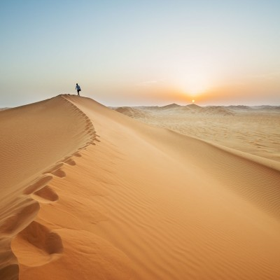 Empty Quarter, Rub Al Khali and Lost City Of Ubar Safari