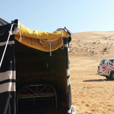 2 Days Desert Adventure Tour Package