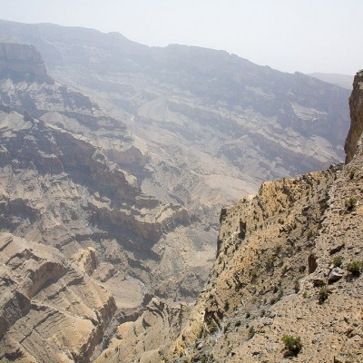 Jebal Shams Grand Canyon Safari
