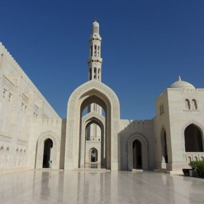 Muscat City Tour Half Day