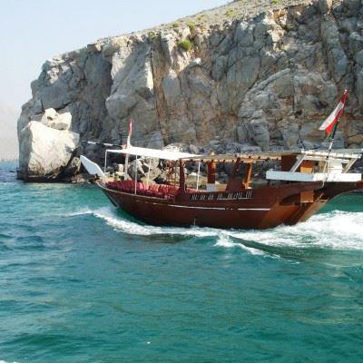 Dhow Cruise Khasab Full Day