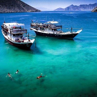 Sindbad Dhow Cruise Trip Overnight Overnight