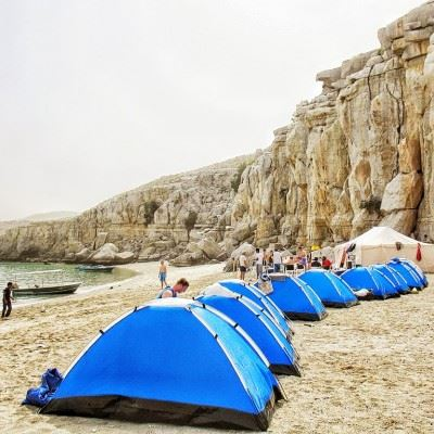 Camping In Khasab Safari