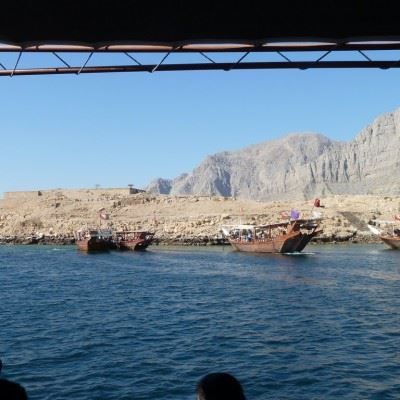 3 Days Muscat Khasab Dubai 2 Tour Package