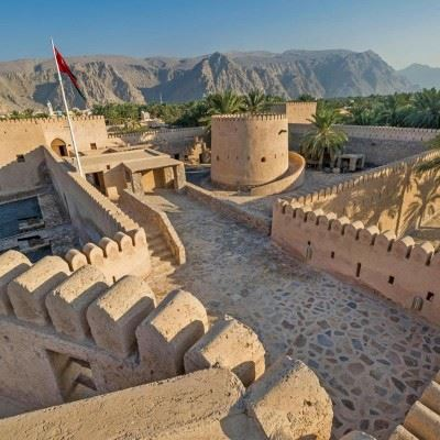 4 Days Khasab from Muscat Tour Package