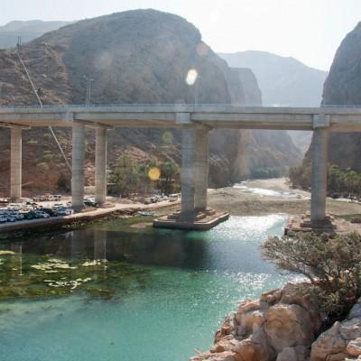 Wadi Shab and Wadi Tiwi Tour Safari